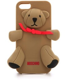 Moschino(モスキーノ)の「Moschino Bear iPhone 5 Cover(生活家電/PCグッズ)」