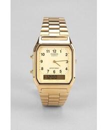 Casio「Casio Classic Gold Dress Watch(Watch)」