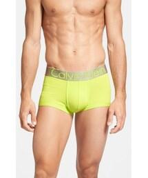 Calvin Klein Underwear「Calvin Klein 'Steel - U2716' Microfiber Low Rise Trunks(Boxer pants)」