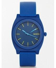 Nixon「Nixon Time Teller Blue Watch A119 - Blue(Watch)」