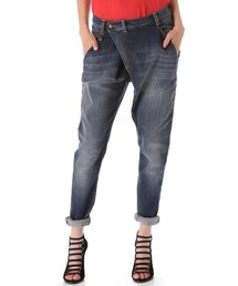R 13「R13 Crossover Jeans(Denim pants)」