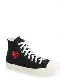 Comme des Garcons「Comme des Garçons 'Converse - Play' High Top Sneaker (Men)(Sneakers)」
