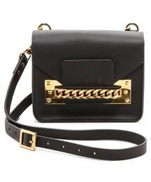 Sophie Hulme「Sophie Hulme Chain Mini Envelope Bag(Shoulderbag)」