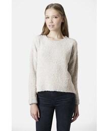 Topshop「Topshop Bouclé Knit Sweater(Knitwear)」