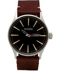 Nixon「Nixon The Sentry Leather(Watch)」