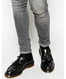Dr. Martens「Dr Martens Adrian Tassel Loafers - Black(Other Shoes)」