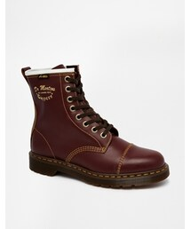 Dr. Martens「Dr Martens Archive Capper Boots - Red(Boots)」