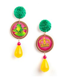 Anna e Alex「Bosco earrings - Frog(Earring)」