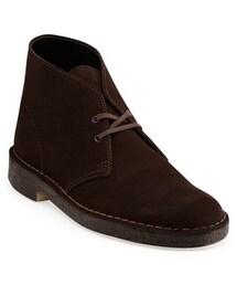 Clarks「Clarks® Originals 'Desert' Boot (Online Only) (Men)(Boots)」