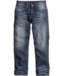 H&M「H&M - Relaxed Generous Size Jeans - Denim blue - Kids(Denim pants)」