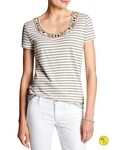 Banana Republic「Factory Stripe Top(Shirts)」
