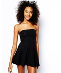 American Apparel | American Apparel Multi-Functional Dress - Black(One piece dress)