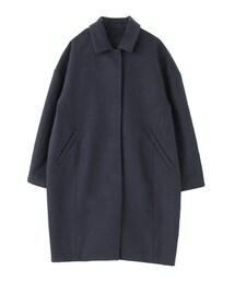 KBF「繭型剪裁大衣(Outerwear)」