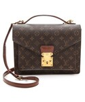 Louis Vuitton「What Goes Around Comes Around Louis Vuitton Monogram Monceau Bag(Shoulderbag)」