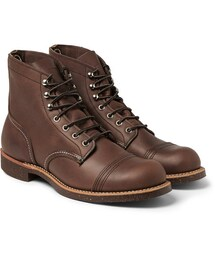 Red Wing Shoes「Red Wing Shoes Iron Ranger Leather Boots(Boots)」