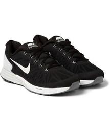 Nike「Nike Lunarglide 6 Mesh Running Sneakers(Sneakers)」