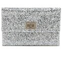 Anya Hindmarch | Anya Hindmarch Valorie Glitter Clutch(クラッチバッグ)