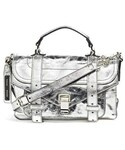 Proenza Schouler「Proenza Schouler 'PS1 Tiny' Metallic Leather Satchel(Shoulderbag)」