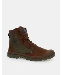 Palladium「Palladium Nylon Boots - Brown(Boots)」