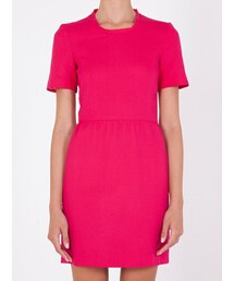 Peter Jensen「Peter Jensen Raw Edge Dress - Pink(One piece dress)」