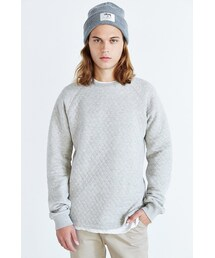 Urban Outfitters「Native Youth Quilted Crew Neck Sweatshirt(Sweatshirt)」