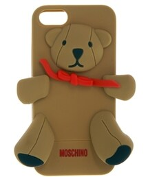 Moschino(モスキーノ)の「Moschino Teddy Iphone 5 Case - Brown(生活家電/PCグッズ)」