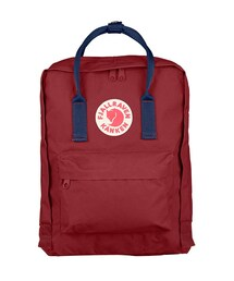 Fjallraven Kanken「Classic Ox Red-Royal Blue(Others)」
