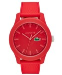 Lacoste | Lacoste Round Silicone Strap Watch, 43mm(腕時計)