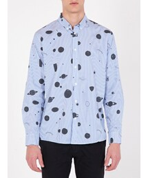 Soulland「NASA Shirt - Blue(Shirts)」