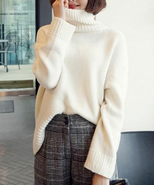 レディースの冬服のおすすめコーデ・韓国で人気のコーデ|コート