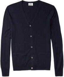 Acne Studios「Acne Studios Clissold Fine-Knit Merino Wool Cardigan(Cardigan)」