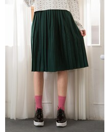 Shalexの「Shalex Full Midi Pleated Skirt(スカート)」