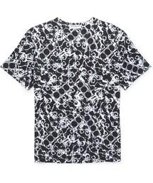 Balenciaga「Balenciaga Printed Cotton-Jersey T-Shirt(T Shirts)」