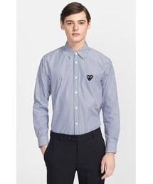 Comme des Garcons「Comme des Garçons Trim Fit Stripe Shirt(Shirts)」