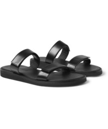 Ann Demeulemeester「Ann Demeulemeester Strapped Leather Sandals(Sandals)」