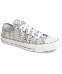 Converse「Converse Chuck Taylor® All Star® 'Sequin Shine Ox' Low Top Sneaker (Women)(Sneakers)」