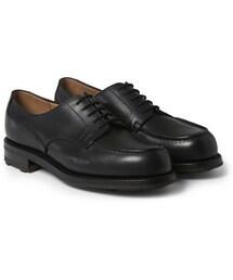 J.M. Weston(ジェイエムウエストン)の「641 Leather Derby Shoes(シューズ)」