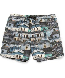 Paul Smith「Paul Smith Shoes & Accessories Printed Short-Length Swim Shorts(Swimwear)」