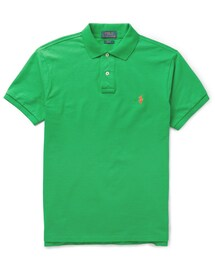 Polo Ralph Lauren「Polo Ralph Lauren Slim-Fit Cotton-Piqué Polo Shirt(Polo)」