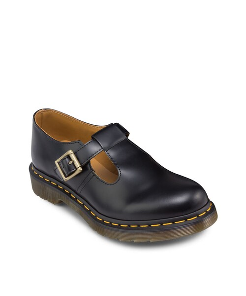 dr martens women core polley t bar shoes wear. Black Bedroom Furniture Sets. Home Design Ideas