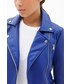「FOREVER 21 Faux Leather Moto Jacket」