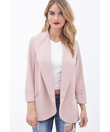 Forever 21「FOREVER 21 Oversized Shawl Collar Blazer(Tailored jacket)」
