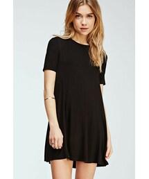Forever 21「FOREVER 21 Zippered Sheath Dress(One piece dress)」