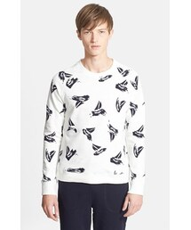 Band Of Outsiders「Band of Outsiders Sailboat Print Sweatshirt(Sweatshirt)」
