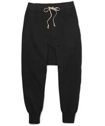 Rick Owens「Rick Owens DRKSHDW Cotton Sweatpants(Pants)」