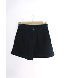 WEGO(ウィゴー)の「WEGO High Waist Tuck Short Pants(パンツ)」