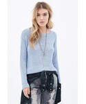 Forever 21「FOREVER 21 Classic Slouchy Sweater(Knitwear)」