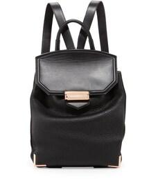 Alexander Wang「Alexander Wang Prisma Skeletal Leather Backpack(Baby goods)」