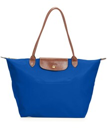Longchamp「Longchamp Le Pliage Large Tote Bag, Blue(Tote)」