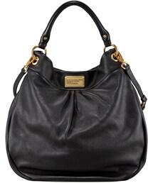 Marc by Marc Jacobs「MARC by Marc Jacobs Classic Q Hillier Hobo, Black(Handbag)」